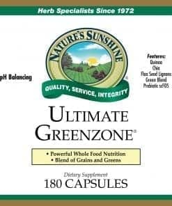 Greenzone, Ultimate (180 capsules)
