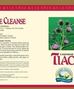 Tiao He Cleanse