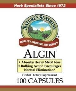 Algin (100 capsules)