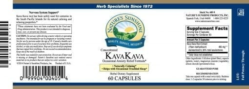 Kava Kava (Concentrate)