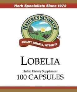 Lobelia (100 capsules)