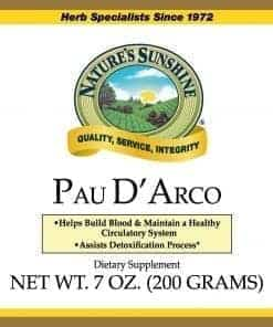Pau D'arco/Taheebo Tea (Bark Pieces - 7 oz.)