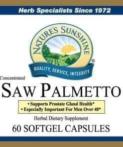 Saw Palmetto Concentrate (60 capsules)