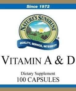 A & D, Vitamin 10,000 / 400 IU