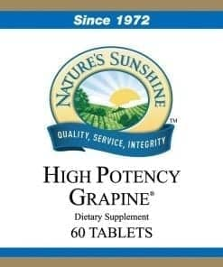 Grapine, High Potency
