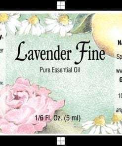 Lavender Fine AOC - 100% Pure Essential Oil