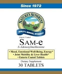 SAM-e (200 mg. active)