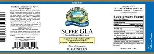 Super GLA Oil Blend