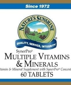 Multiple Vitamins & Minerals, SynerPro