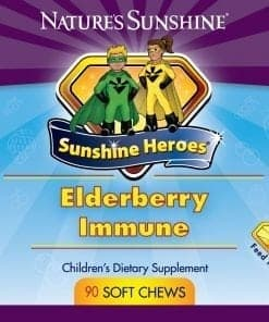 Sunshine Heroes Elderberry Immune