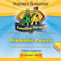 Sunshine Heroes Probiotic Power