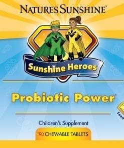 Sunshine Heroes Probiotic Power