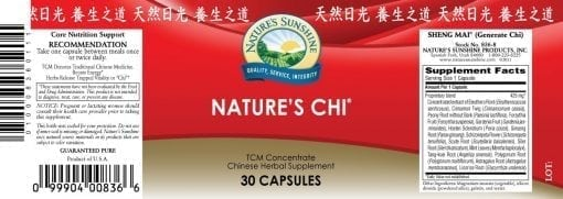 Nature's Chi TCM Concentrate