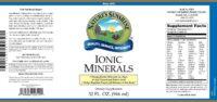Ionic Minerals w/ Acai