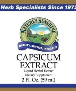 Capsicum Extract (2 fl. oz.)