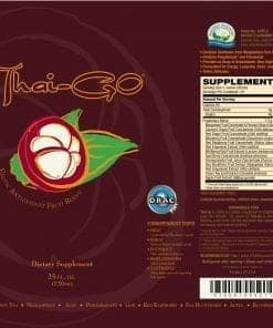 Thai-Go Mangosteen Antioxidant Drink (2-25oz.) w/ Acai Berry