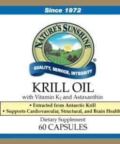Krill Oil with Vitamin K2