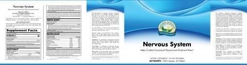 Nervous System (30 day)