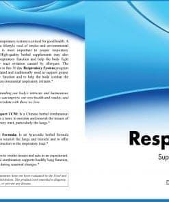 Respiratory System (30 day)