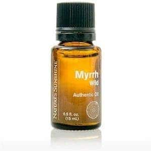 Myrrh, Wild - 100% Pure Essential Oil
