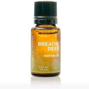 Breathe Deep - 100% Pure Essential Oil