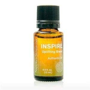 Inspire Uplifting Blend - 100% Essential Oils