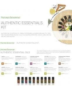 Authentic Essentials Kit