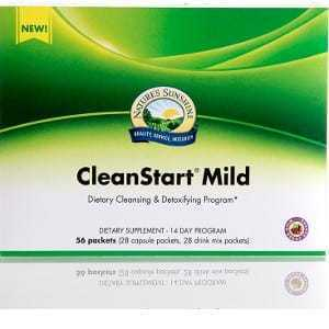 CleanStart Cleanse / Detox Program - Wildberry