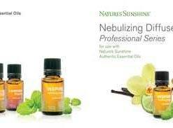 Diffuser, Nebulizing Essential Oil