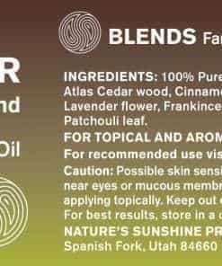 Prosper Success Blend - 100% Essential Oils