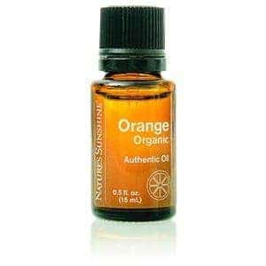 Orange, Organic - 100% Pure Essential Oil