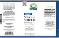Silver Shield Aqua Sol Technology (Colloidal Silver) - 20 ppm - 32 oz.