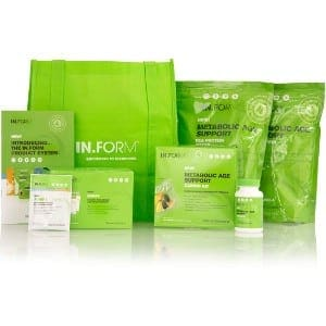IN.FORM Metabolic Age Support Maintenance Kit – Pea