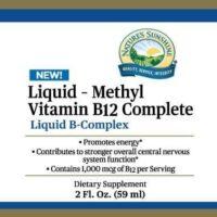 B12, Complete Liquid Methyl Vitamin